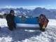 На горе Эльбрус установлен флаг СГУПСа