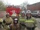 27 апреля сборная команда университета приняла участие в соревнованиях молодежных добровольных пожарных дружин Новосибирской области на кубок Савченко Н.Е.