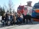Студенты СГУПС посетили Новосибирский электровозоремонтный завод
