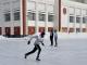 Команда факультета «Мировая экономика и право» стала победителем в соревнованиях по конькам